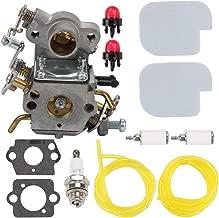 Hayskill C1M-W26 545070601 Carburetor with 530057925 Air Filter for Poulan P3314 P3416 P3816 P4018 PP3416 PP3516 PP3816 PP4018 PPB3416 PPB4018 PPB4218 S1970 Gas Chainsaw