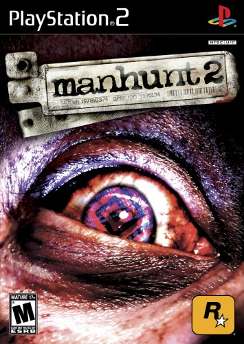 Take-Two Interactive Manhunt 2, PS2