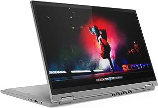 Lenovo IdeaPad Flex 5iLaptop 35,6 cm (14 Zoll, 1920x1080, Full HD, WideView, Touch) Convertible Notebook (Intel Core i5 1135G7, 8GB RAM, 512GB SSD, Intel Iris Xe Grafik, Windows 10 Home) grau