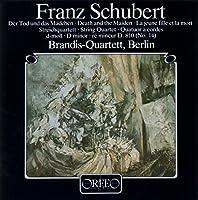 String Quartet: Death & The Maiden by FRANZ SCHUBERT (1984-06-08)