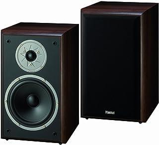 Magnat 1447023P - Altavoz de 180 W estéreo, color marrón
