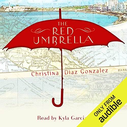The Red Umbrella audiobook cover art
