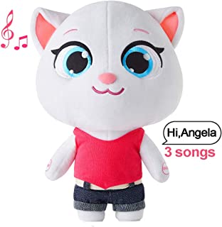 Best talking tom animated plush toy Reviews
