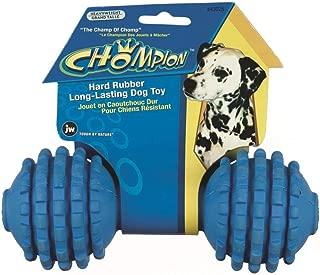 JW Pet Company Chompion Dog Toy (Colors Vary)