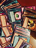 100 Yugioh Cards - Mixed Lot of 1 Secret +1 Ultra +2 Super