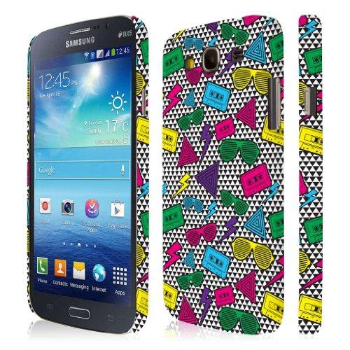 Empire Signature Series - Cover Sottile per Samsung Galaxy Mega 5.8 I9152/I9150, Motivo: Anni '90