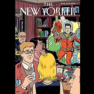 The New Yorker, June 4th & 11th 2012: Part 2 (Junot Diaz, Jennifer Egan, Sam Lipsyte) cover art