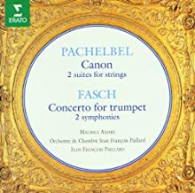 Best fasch trumpet concerto Reviews