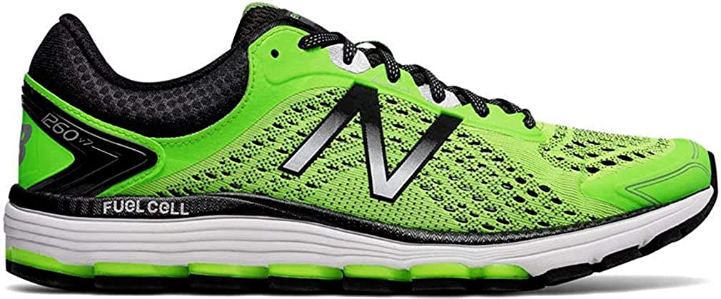 Esperanzado España incluir  New Balance M1260v7 Running Shoes (2E Width): Amazon.co.uk: Shoes & Bags