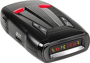 Whistler CR68 High Performance Laser Radar Detector: 360 Degree Protection and Tone Alerts, Black
