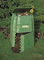 Composter thermique de haute qualité en plastique à parois épaisses pour les déchets de cuisine et de jardin - Prix de la protection de l'environnement - Made in Austria