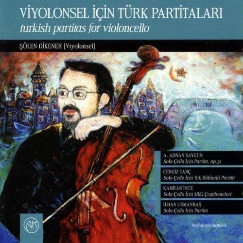 Partita for Solo Cello: IV. Ciaconna