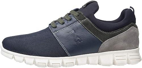 Nero giardini sneakers uomo A833290M