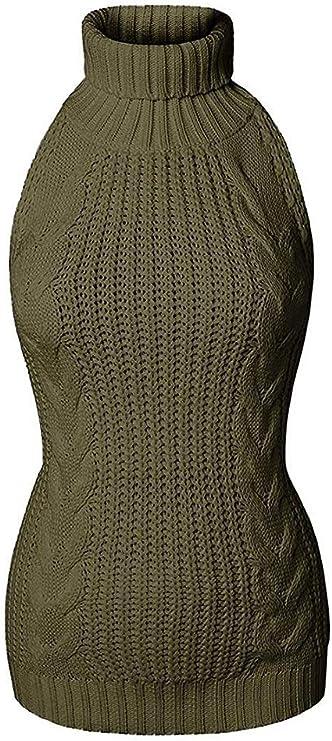 Sorrica Women's Virgin Killer Sweater