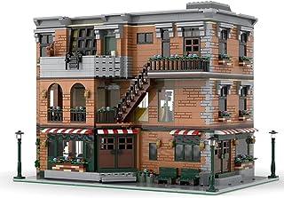 Building Blocks Set Toys مجموعات بناء منزل وحدات، 4642PCS الأصدقاء شقة الإبداعية شارع عرض العمارة اللبنات متوافقة مع ليغو(...