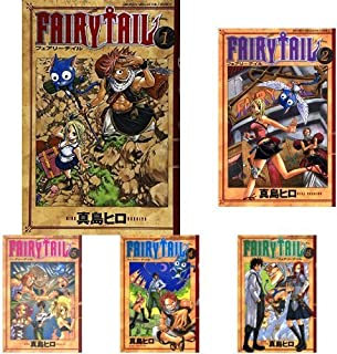 FAIRY TAIL フェアリーテイル コミック 全63巻セット