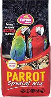 Bird food pet food Farma PARROT FOOD 15 KG