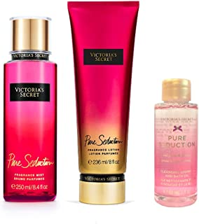 Victoria's Secret Pure Seduction Fragrance Body Lotion & Body Mist Set