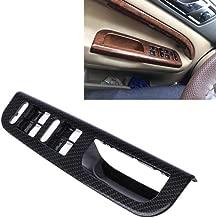 Car Vehicle Window Switch Control Panel Trim Driver Side for VW Passat B5 Jetta Golf MK4