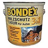 Bondex 'Holz-Lasur für aussen 3in1' - 750ml (800-Weiß)