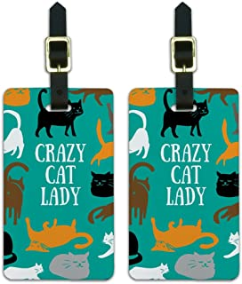 printed card luggage tags