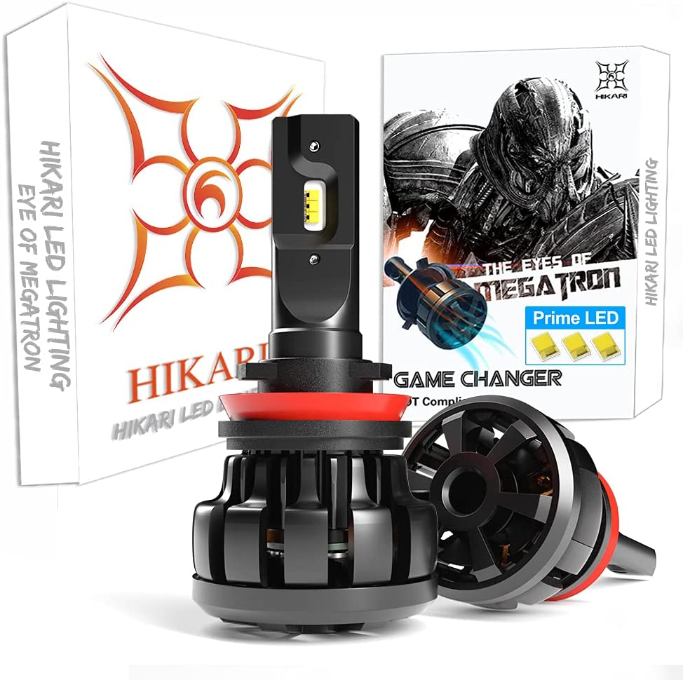 Hikari Ultra LED Headlights