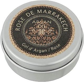 ローズ ド マラケシュ(ROSE DE MARRAKECH) ジェル ド アルガン - ローズ 15g(アルガンオイル 70%配合 保湿バーム)
