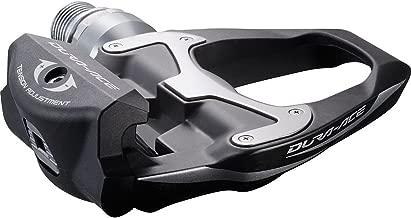 Shimano Dura-Ace PD-9000E1 +4-mm Axle Carbon Road Pedal (Black/Grey)