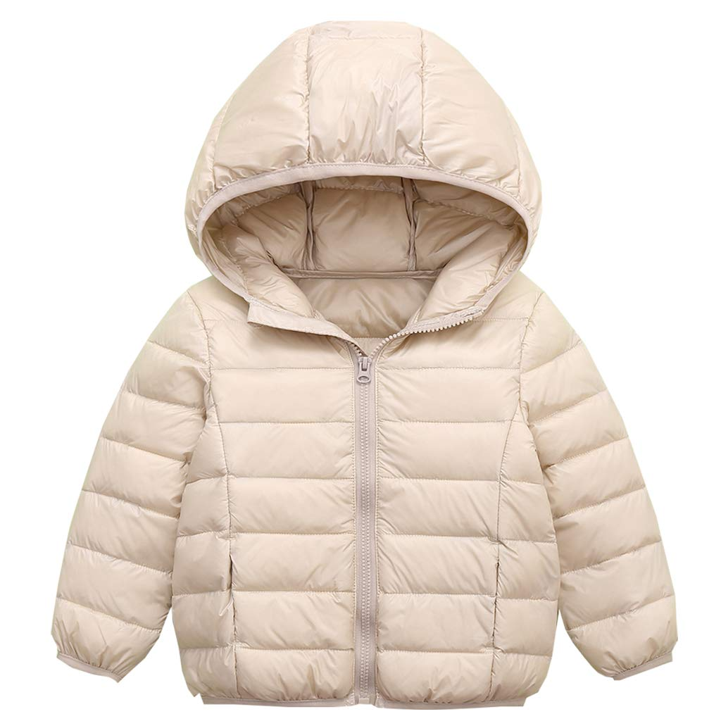 Chicago Mall Kids Down Coat Winter Puffer Jacket Hooded Boys Max 40% OFF Girls Jacke Snow