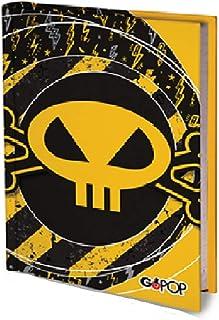 Diario Scuola Gopop Abyss Fearless Non Datato 10 Mesi Formato 20x14 cm Penna Colorata Omaggio
