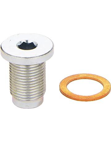 Tappo di scarico olio motore compatibile con OEM 0311.29 M10x1.25 C43022 AERZETIX