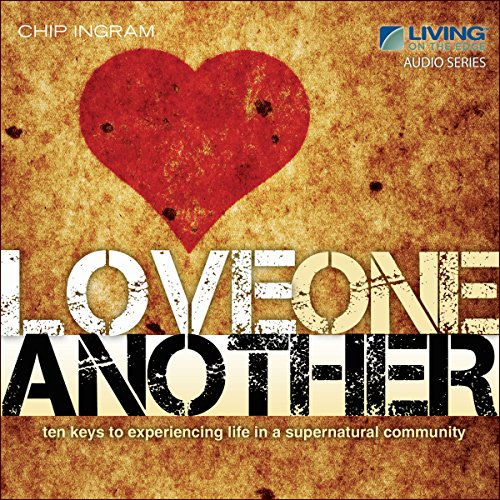 Love One Another audiobook cover art