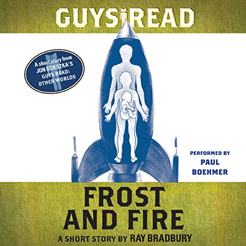 『Guys Read: Frost and Fire』のカバーアート