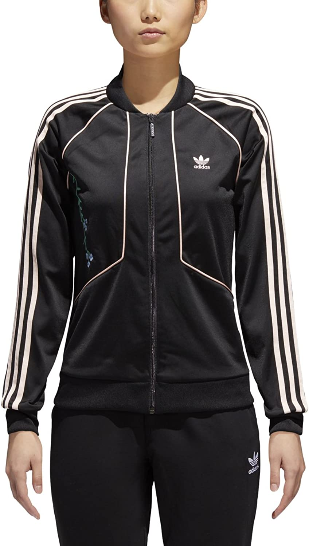 Adidas SST Track Top Womens Dn9102 Black