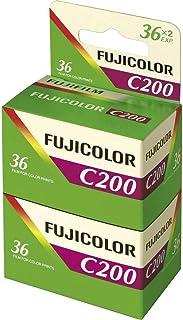 Fuji 200-135 Color Negatieve film (36-opnamen, 2-pack)