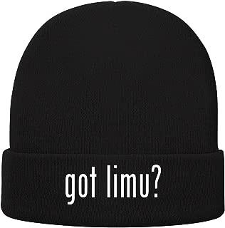 One Legging it Around got Limu? - Soft Adult Beanie Cap