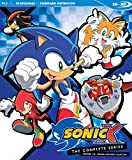 Sonic X Complete English Dubbed Series SDBD [Blu-ray]