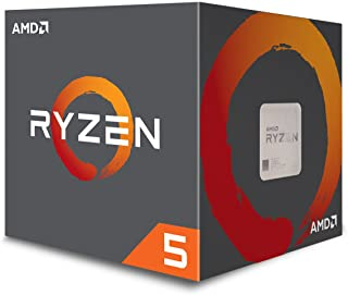 AMD Ryzen 5 1600 3.2GHz Caja - Procesador (AMD Ryzen 5, 3,2 GHz, Socket AM4, PC, 32-bit, 64 bits, 3,6 GHz)