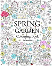 Best spring garden colouring book Reviews