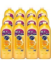 【ケース販売】キュキュット 食器用洗剤 オレンジの香り 詰め替え 770ml ×12個