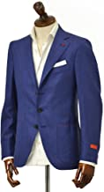 ISAIA【イザイア】 シングルジャケット 69807 812 8C SAILOR ウール シルク リネン ネイビー