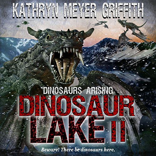 Couverture de Dinosaur Lake II