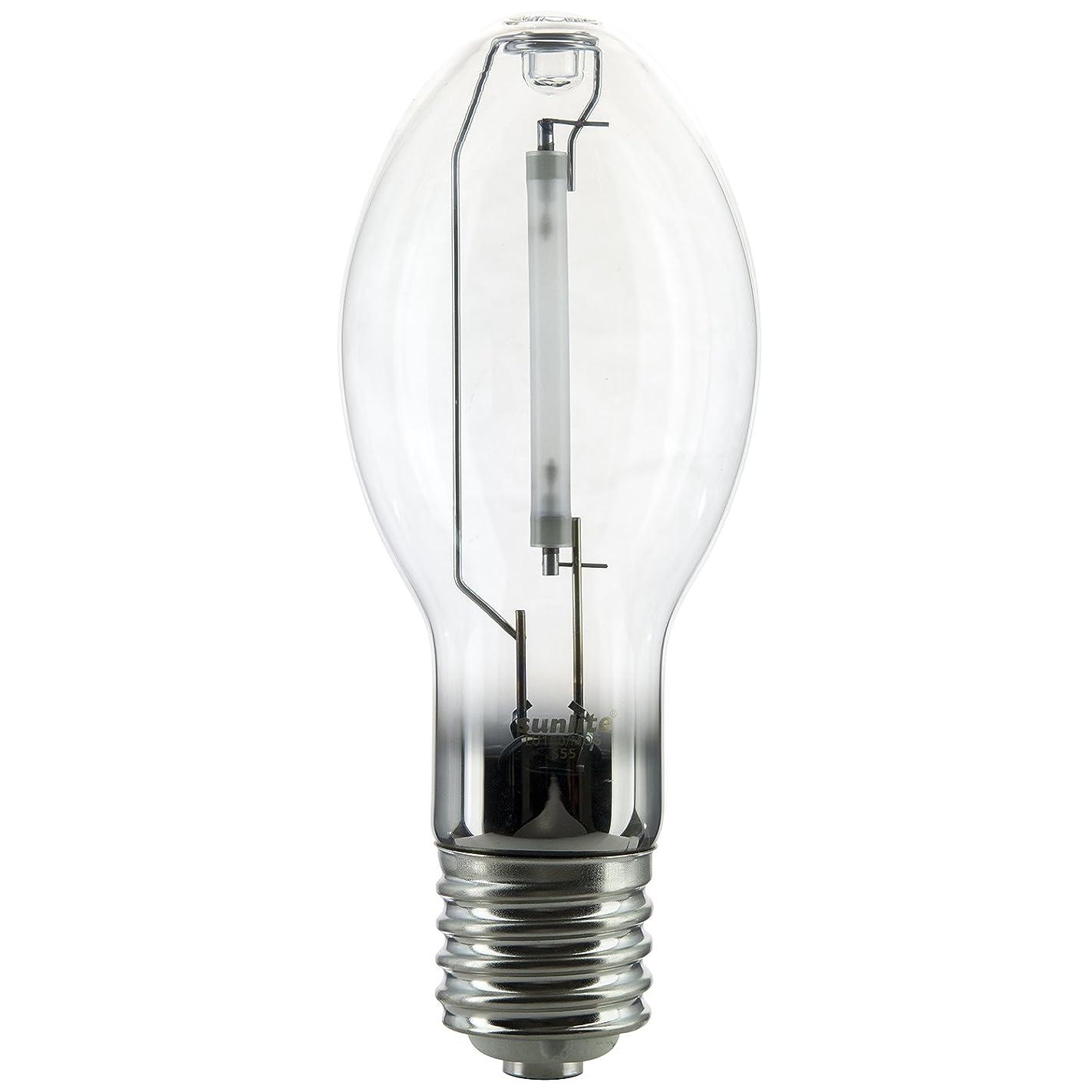 Sunlite 03635-SU LU150/MOG 150 Watt HPS ED23 High Pressure Sodium Light Bulb, Mogul Base, Clear