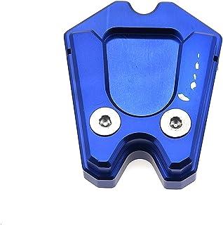 Voetkant stand Voor V&espa GTS GTV 3Vie Motorfiets Kickstand Uitbreiding Plaat Voet Side antislip Stand Cover Vergroten Pa...
