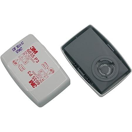 3M Filtro de partículas 6035 P3R, 1 paquete de 2 unidades