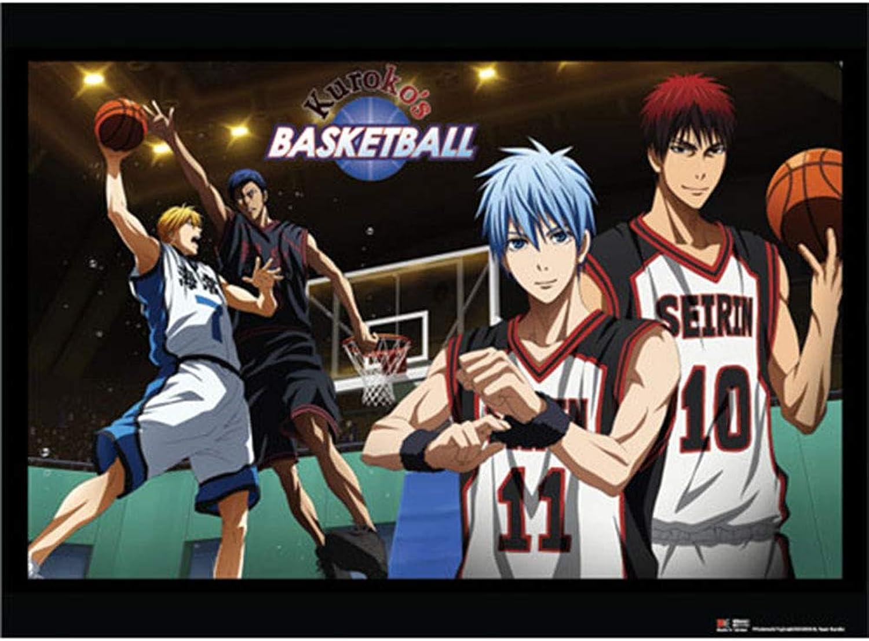 Wall Scroll–Kuroko 's Basketball–Neues Spiel Stoff art Lizenzprodukt Anime ge60221