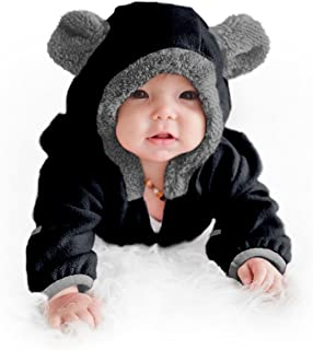 one piece coat for babies