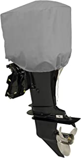 Budge BA-37 Gray X-Large Engine Cover for 50 Hp to 115 Hp Stroke Motors