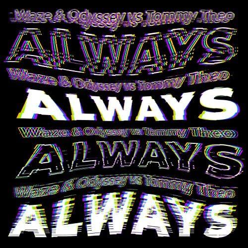 Waze & Odyssey, George Michael, メアリー・J.ブライジ & Tommy Theo