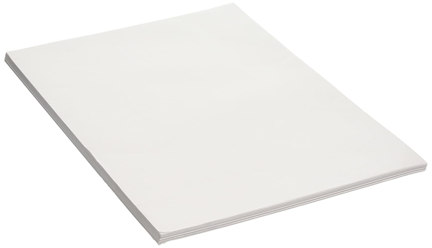 Clairefontaine A4 Drawing Sketch Paper, 55 g, Pack 100 Sheets, White